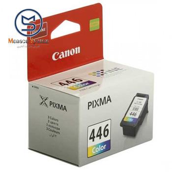 کارتريج کانن مدل Pixma 446 رنگي